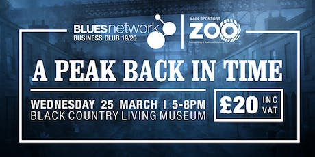 Blues Network Business Club  Peaky Blinder Event tickets