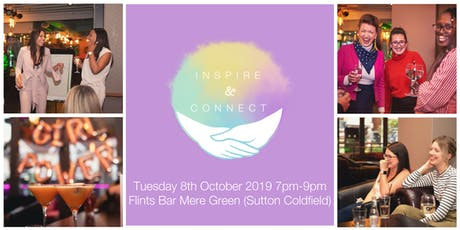 Inspire & Connect networking (Sutton Coldfield) tickets