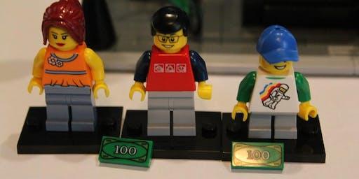 Taller Lego 'Serious Play'