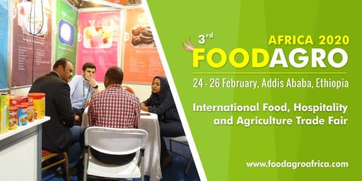 3rd Foodagro Ethiopia 2020