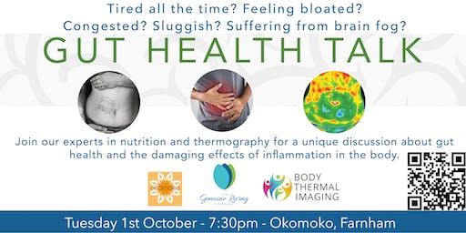 Gut Health Talk Okomoko Farnham