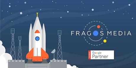 Digital Lift - an Official Google & Fragos Media event biglietti