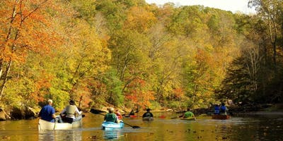 Fall Colors & Wildlife Paddle on Broad Creek