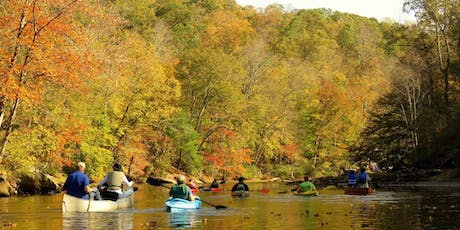 Fall Colors & Wildlife Paddle on Broad Creek tickets