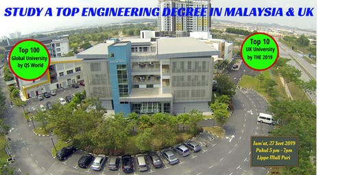 INFORMATION SESSION UNIVERSITY OF SOUTHAMPTON MALAYSIA