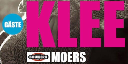 Butterwegge X-mas Konzert // Gäste: KLEE