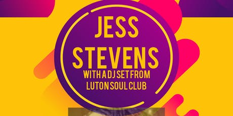 Jess Stevens and DJ from Luton Soul Club tickets