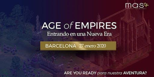 Entrando en una Nueva Era: Barcelona