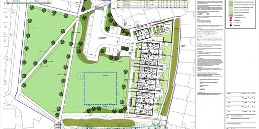 Future Landscaping and use of South Gosforth Green