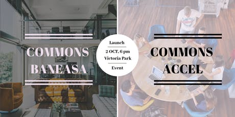 Commons Baneasa & Commons Accel Launch Event tickets