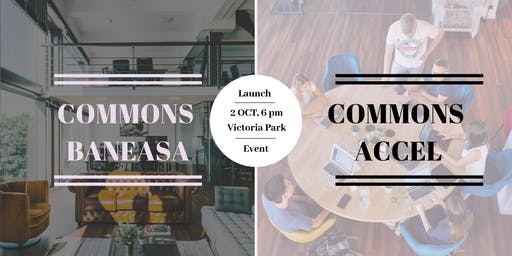 Commons Baneasa & Commons Accel Launch Event
