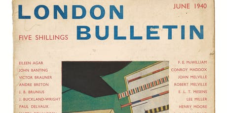 Modern Art and Publishing between 1935 and 1955 tickets