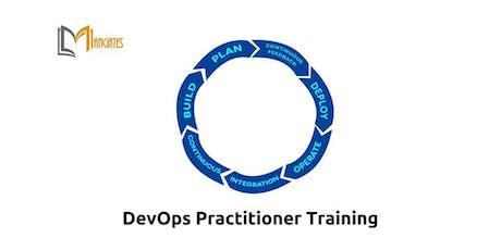 DevOps Practitioner 2 Days Virtual Live Training in Hamburg tickets