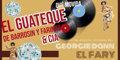1er Guateque Barrosín y Farinas & Cía entradas
