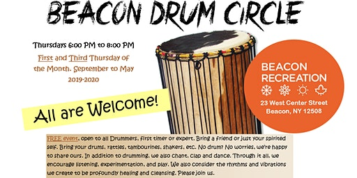 Thursday Night Beacon Drum Circle