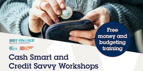 Cash Smart and Credit Savvy: Darlaston tickets