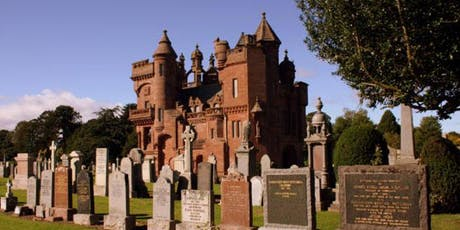Meander Further: Mortuary Chapel Walk - Tuesday 8 October 2019 tickets