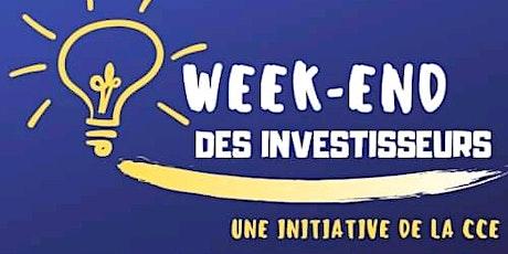 Week-end des Investisseurs  billets