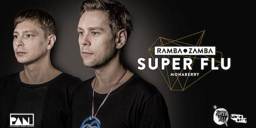 RAMBA ZAMBA Klubnacht mit Super Flu