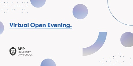 Virtual Open Evening: GDL tickets