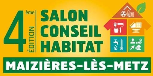 SALON CONSEIL HABITAT DE MAIZIÈRES-LES-METZ