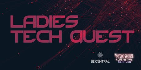 Ladies Tech Quest tickets