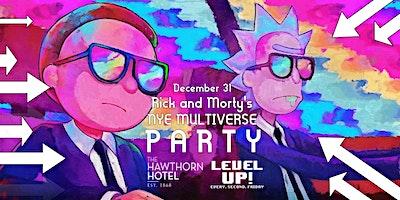Rick & Morty's NYE Multiverse Party