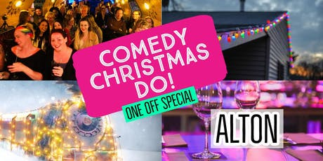 Christmas Comedy - Alton's Big One!! tickets