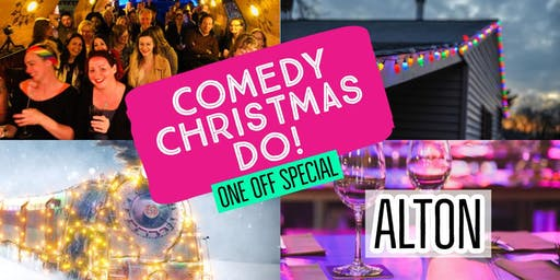 Christmas Comedy - Alton's Big One!!