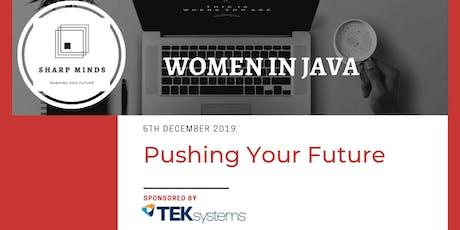 Women In Tech (Java) - Networking tickets