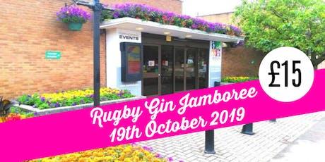 Gin Jamboree Rugby tickets