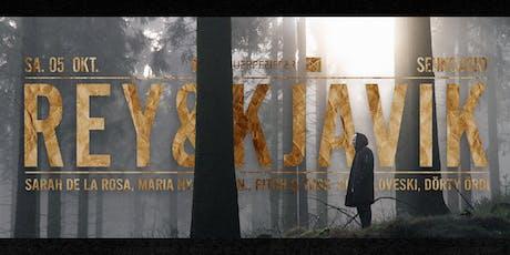 Sehnsucht - Rey&Kjavik (RKJVK) Tickets