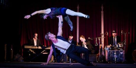 Zion Circus Cabaret tickets