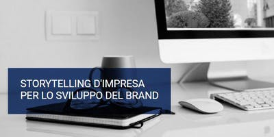 Lo storytelling d'impresa per lo sviluppo del brand