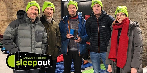 The Railway Children Sleepout Milton Keynes Central