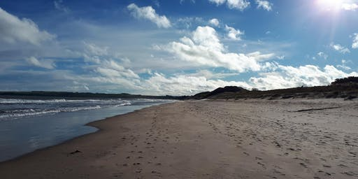 Personal Development Workshop - Arbroath - Lunan Bay Beach
