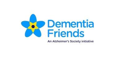 Become a Dementia Friend