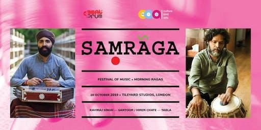 SAMRAGA- Morning Ragas