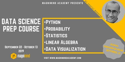 Data Analysis with Python (4 days - 20 hours)