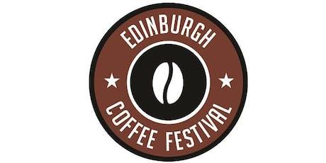 Edinburgh Coffee Festival Classes 2019 tickets