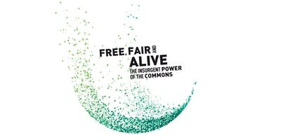 Free, Fair and Alive: Book launch and lecture by Silke Helfrich