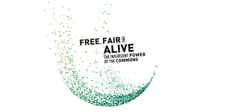 Free, Fair and Alive: Book launch and lecture by Silke Helfrich  tickets