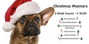 Christmas Manners, DSPCA Indoor Rathfarnham