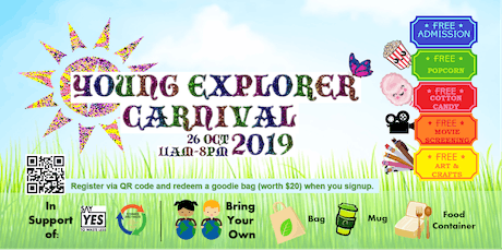 Young Explorer Carnival 2019 tickets