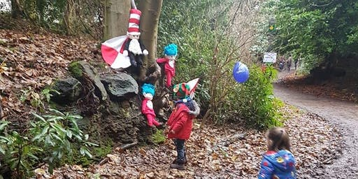 Elf Hunt in aid of the Royal Liverpool & Broadgreen Hospital Charity