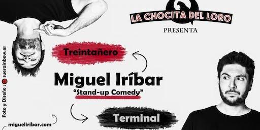 """""""TREINTAÑERO TERMINAL"""" Miguel Iribar en La Chocita del Loro Senator Gran Vía"""