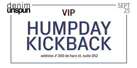 Facebook VIP Kickback tickets