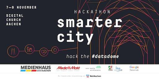 Hack the #datadome Aachen
