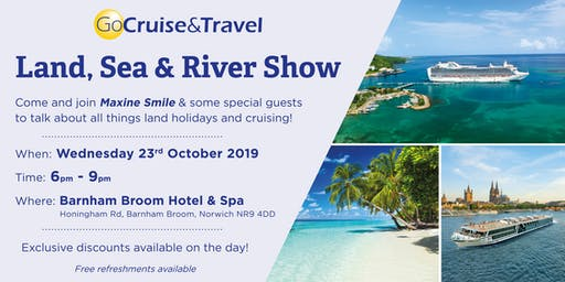 Land, Ocean, River Cruise & Travel Show