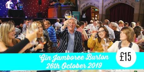 Gin Jamboree Burton tickets